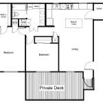 B5 – Two Bedroom