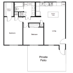B4 – Two Bedroom