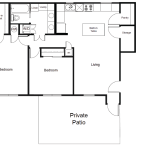 B2 – Two Bedroom