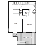 A2 – One Bedroom